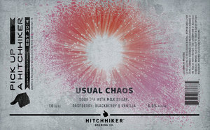 Usual Chaos - Sour IPA w/ Milk Sugar & Fruit - 4-Pack